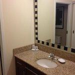 King Suite - Sink