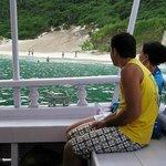 Vista desde el Barco