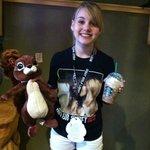 Creation Station animal and Starbucks