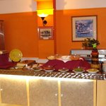 More of the Buffet Area