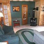 Cottage #7 Living area