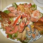 Fischplatte