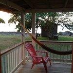 More porch