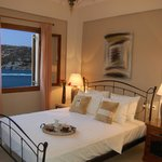 Beautifully decorated bedrooms