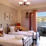 All our rooms have amazing sea views!