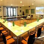 Konferenzraum der Accademia Konrad Adenauer