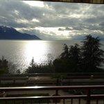 Aussicht auf den Genfer See