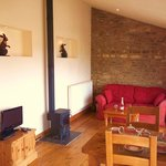 Hare Cottage lounge