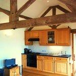 Owl Cottage lounge
