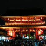 Senso-Ji temple - a must see sight near by the hotel, 1 metro stop away