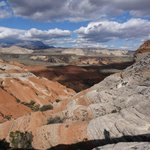 Neaby Snow Canyon State Park: 15 minutes from hotel