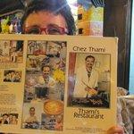 il menu del vero Thami's !!!