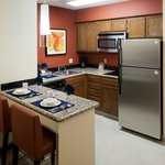Our spacious kitchen in every suite.
