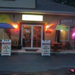 Welcome to Mystic Ices and Creams.  Open 6 to 10 PM seven days a week.