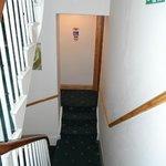 Hoteltreppenhaus
