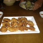 Fried Shrimp with Chili Sauce!