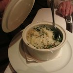Creamed Spinach $10