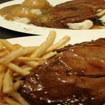 Prime Rib ~ AAA Canadian Beef, Slowly Roasted, Cut & Prepared per order with  our own Au Jus