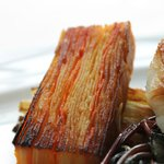 Lake Erie Pickerel & Root Vegetable Mille Feuille