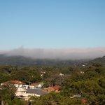 Early morning Hinterland fog