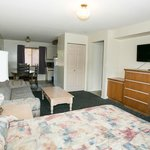 Fully equipped rooms for the entire family