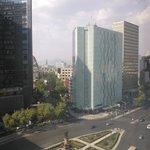 Vista a Reforma, Piso 9.