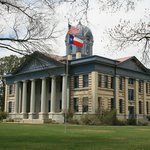 Jeff Davis Co Courthouse
