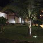 Jardín Hostería EL RAMPIRAL