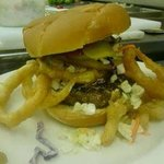 Carolina Burger---the best in the world!