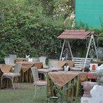 Garden Restaurant for BF/Dinner