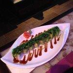 Very tasty sushi!