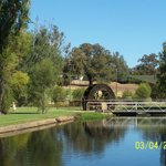 The Old Waterwheel & picnic park in Gingin