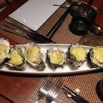 Pachinko oysters