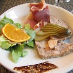 Rabbit Pate Appetizer - Wonderful