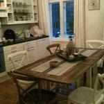 Kitchen / breakfast table