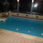 Roof-top Swimming Pool of Hotel Skylark, Hanoi