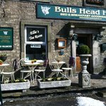 The Bulls Head Hotel with Ellie's Tea Room
