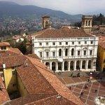 Vista desde el Campanone, genial!