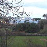 view from van