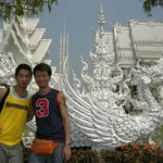 Wat Rong Khun (White Temple), Chiang Rai