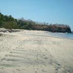La Penca beach