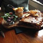 Full Rack of Ribs, not for the faint hearted!