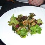 Romeo Hotel - Japanese dinner - Seaweed Salad
