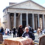 Coffee at the Pantheon