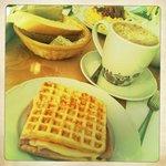 Breakfast @ Pani