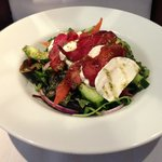 Mozzarella & Pancetta Salad