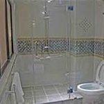 sehr schöne Badezimmer