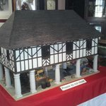 Model of the Town Hall in the Town Hall, Royal Wootton Bassett
