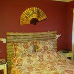 Oriental Poppy bed
