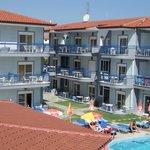 royal kostas hotel